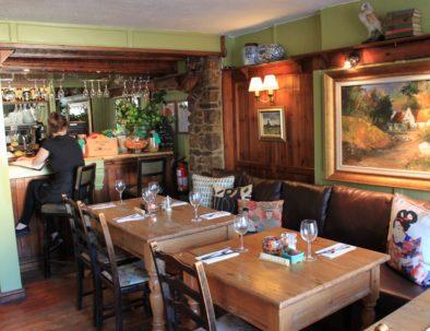 Fountain Inn and Boxers restaurant