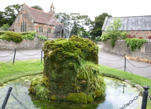 Dulcote Wells Little Fountain