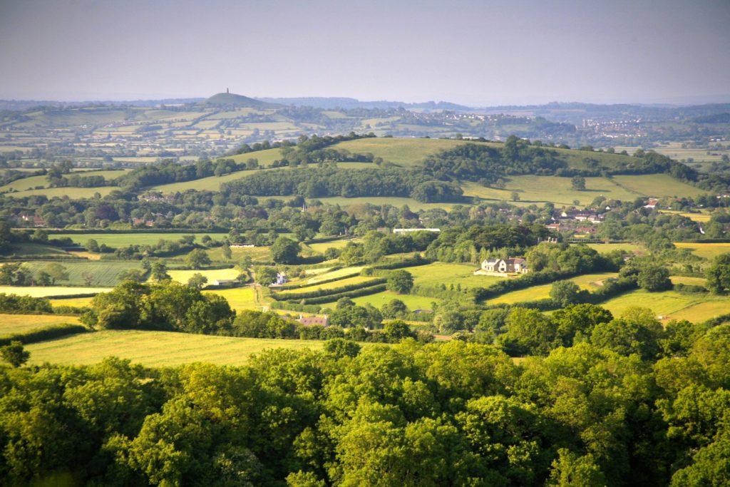 Mendip Hills Somerset